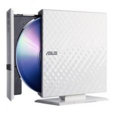 ASUS SDRW-08D2S-U  8X External Slim DVD-Writer White