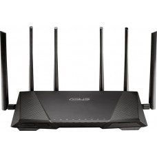 ASUS RT-AC3200 802.11ac Tri-Band Gigabit Router