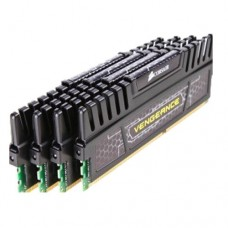 Corsair Vengeance DDR3 1600MHz  32GB (4x 8GB) Black