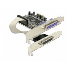 Delock Parallel 2 Port PCIE Card