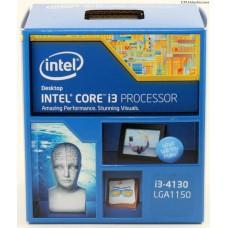 Intel Xeon E3-1220 v3  3.1 GHz