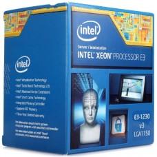 Intel Xeon E3-1230 v3  3.3 GHz