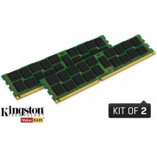 Kingston ValueRAM  DDR3 1333MHz  16GB (2x 8GB) Intel Validated