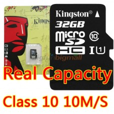 Kingston microSDHC Card  32 GB
