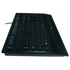 Logitech Corded Keyboard K280e DE-Layout