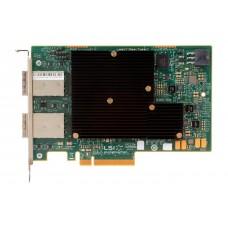 HBA SAS 9300-16e SGL
