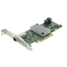 HBA SAS 9300-4i4e SGL