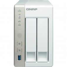 QNAP Turbo NAS TS-231  4 TB WD Red