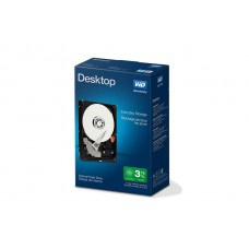 Western Digital Desktop Mainstream  3 TB Retail Kit