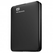 Western Digital Elements Desktop 3.0  5 TB