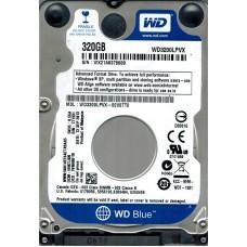 Western Digital Blue Mobile LP  320 GB