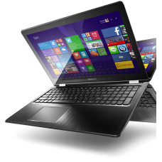 LENOVO Yoga 500-15 black Touch Screen
