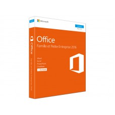 Microsoft Office Home & Business  2016, 1 PK, Français