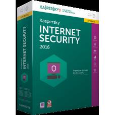 Kaspersky Internet Security 2016 (1 PC)
