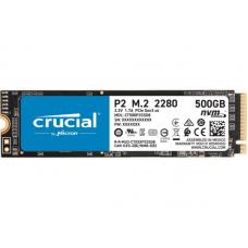 Crucial SSD P2 M.2 2280 NVMe 500 GB