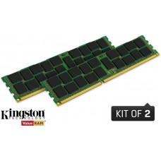 Kingston ValueRAM  DDR3 1333MHz  16GB (2x 8GB) Intel Validated