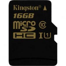 Kingston microSDHC Card  16 GB