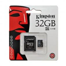 Kingston microSDHC Card  32 GB