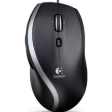 Logitech Corded Laser Mouse M500 Clamshell