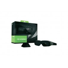 NVIDIA GeForce 3D Vision 2 Wireless 3D Glasses Kit