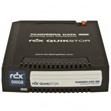 Tandberg RDX Cartdrige single 500 GB