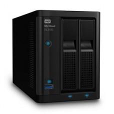 Western Digital My Cloud  DL 2100  12 TB